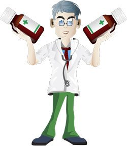 get a brown bag reiew of your medications